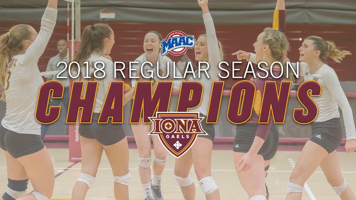 Iona Wins First Outright MAAC Regular Season Title