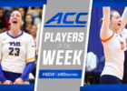 Pitt's Lund, Syracuse's Shemanova Each Earn Third ACC Honor