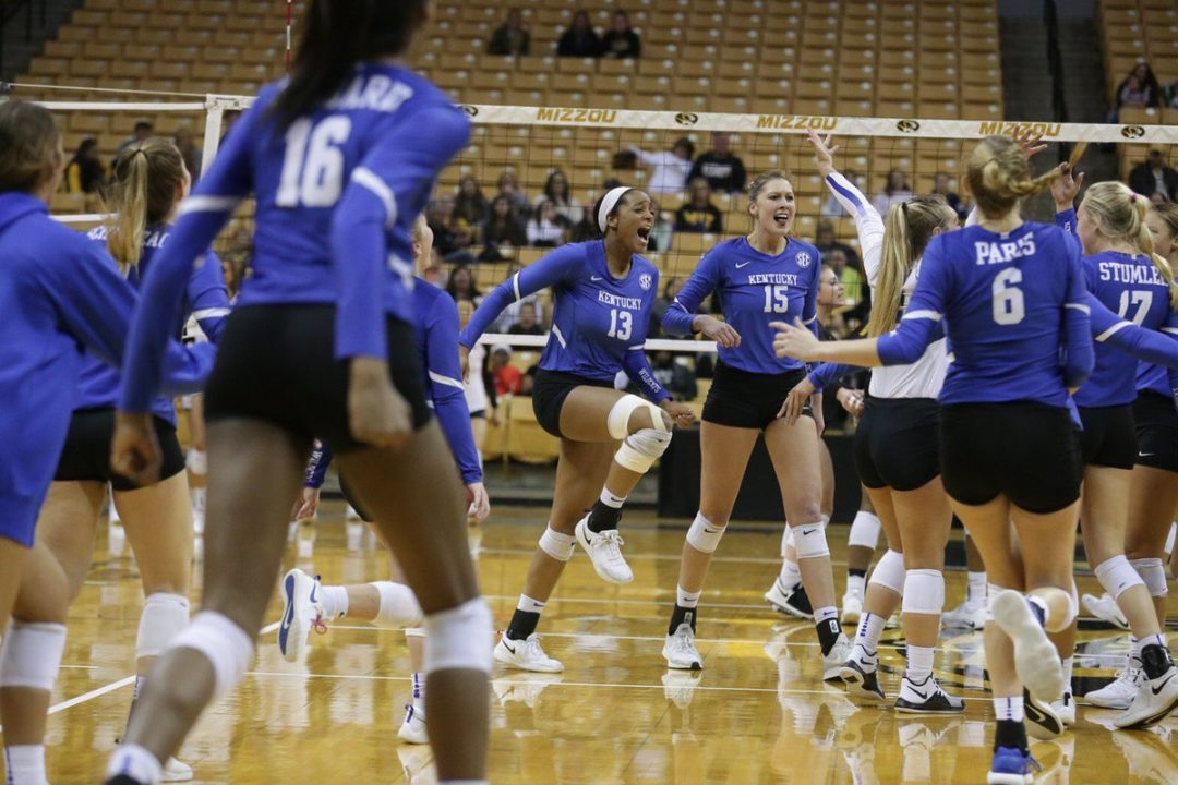 Kentucky Earns Share of SEC Crown with Win over Missouri