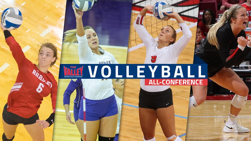 UNI's Thomas, Illinois State's Pence & Jankiewicz, Bradley's Thompson Honored by MVC