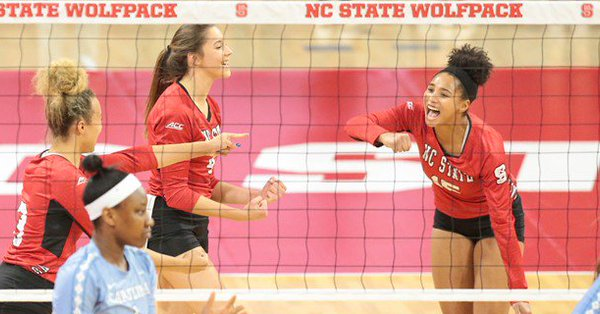 NC State Sweeps Tar Heels for First Time Since 1991