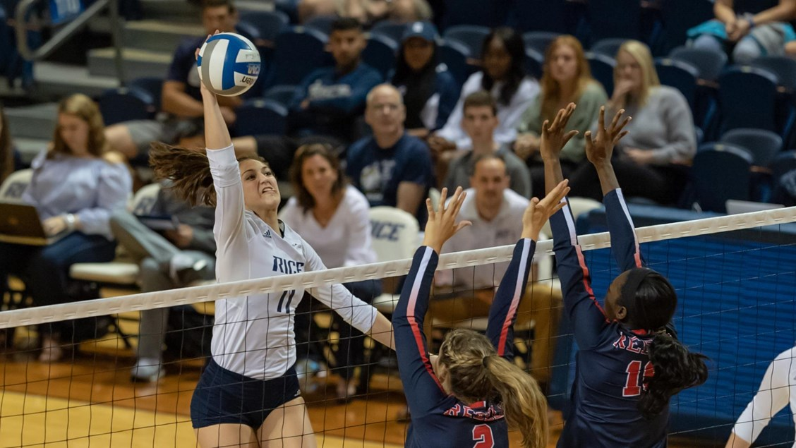 Garcia Repeats as Libero of the Year, Lennon Goes from Freshman to C-USA Player of the Year