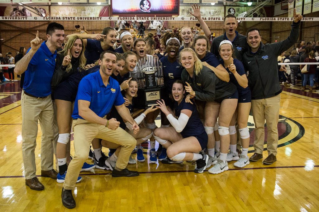 Pitt Clinches Share of ACC Crown with 3-1 Win over Florida State