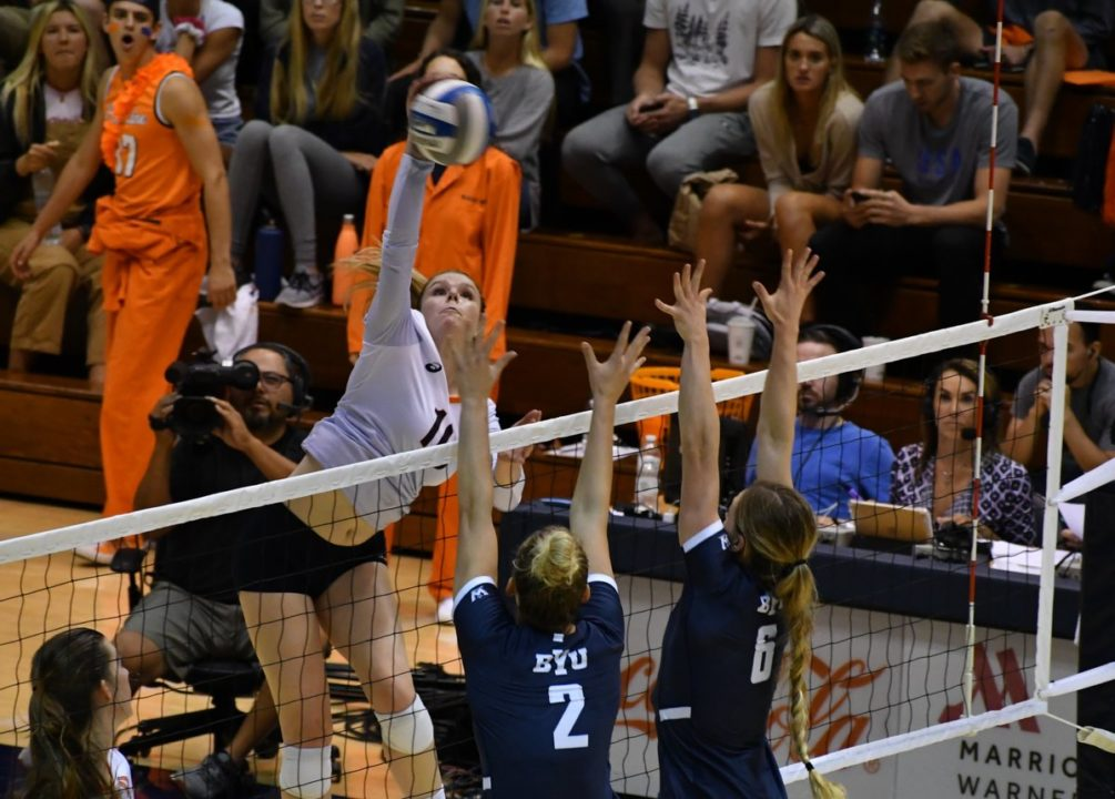 Pepperdine's Shannon Scully Earns WCC's Final Weekly Honor of 2018