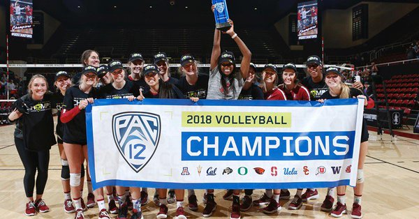 Stanford Sews Up Outright Pac-12 Title with Sweep of Oregon State