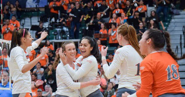 UTRGV Clinches Share of WAC Title, Besting Chicago State in 4 Sets
