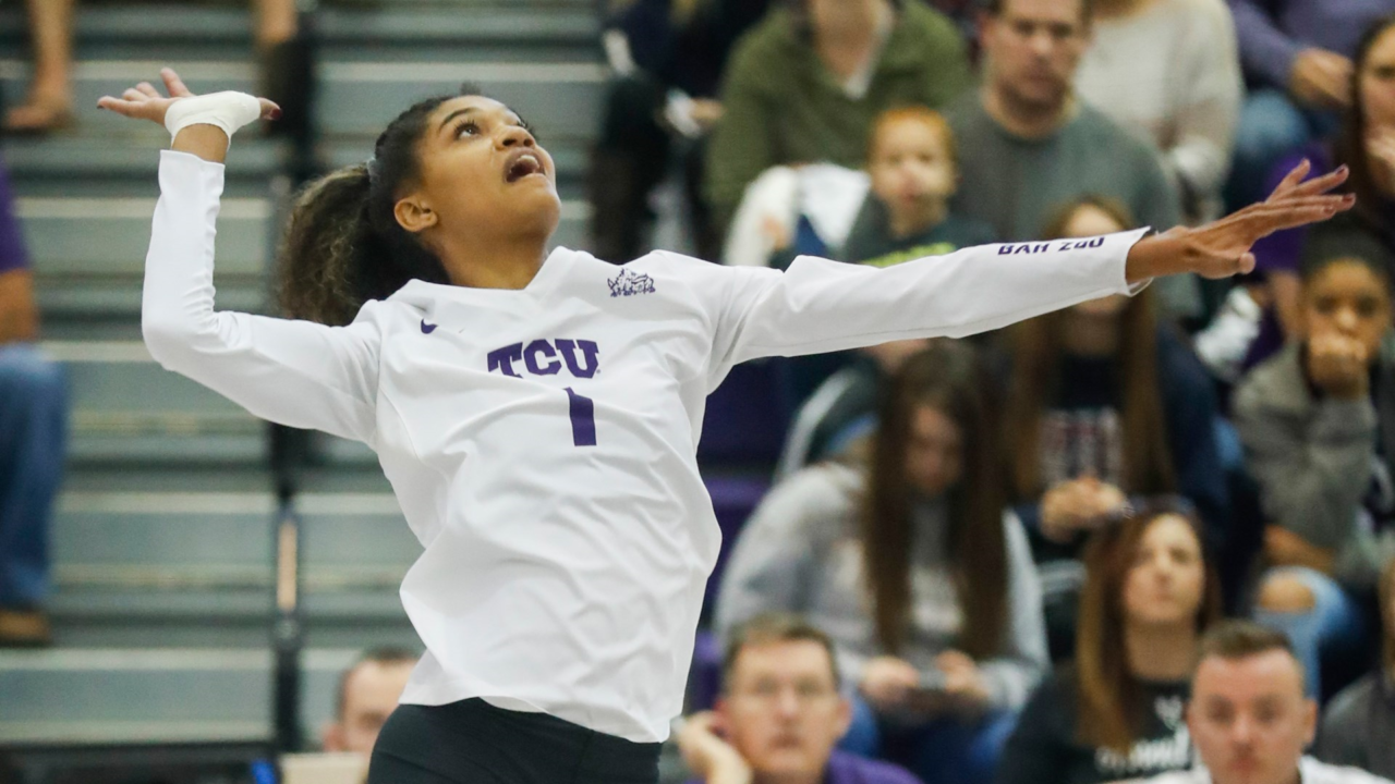 VolleyMob Player of the Week: élan McCall, TCU