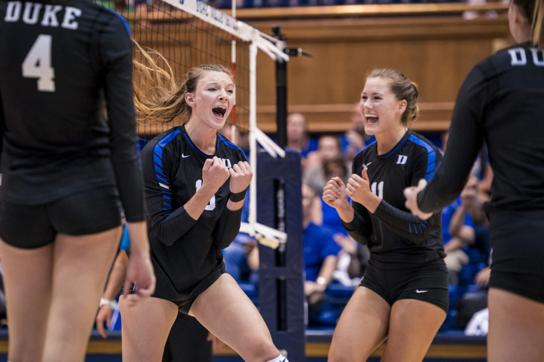 VolleyMob Player of the Week: Andie Shelton, Duke