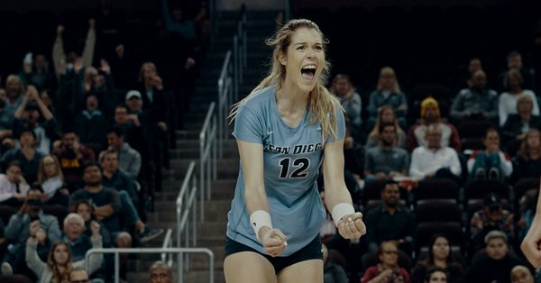 Lukes Paces San Diego in 3-0 Upset of No. 11 USC, on to First Sweet 16 Since 2013
